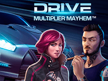 Стритрейсеры в онлайн-казино 777 — Drive: Multiplier Mayhem